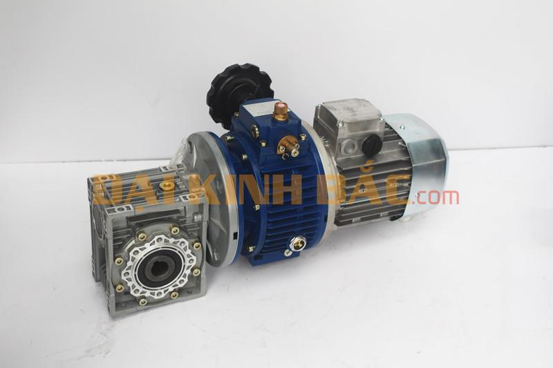 Motor điều tốc bằng tay UD-UDL