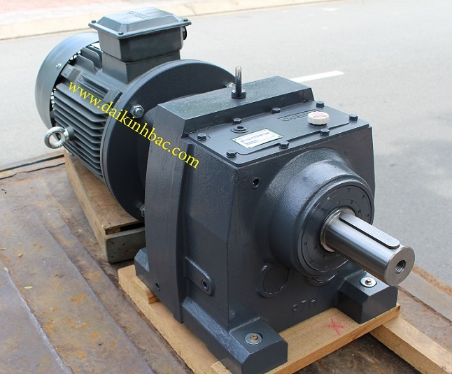Motor Giảm Tốc Chenta 7,5Hp (5.5Kw)
