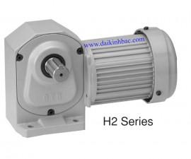 Động Cơ Giảm Tốc Nissei GTR H2 Serries